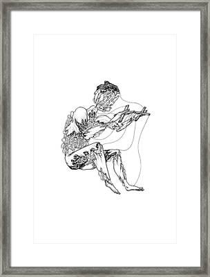 Puppeteer Framed Print by Ganesh Rao
