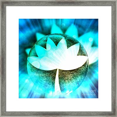 Pure Body Framed Print