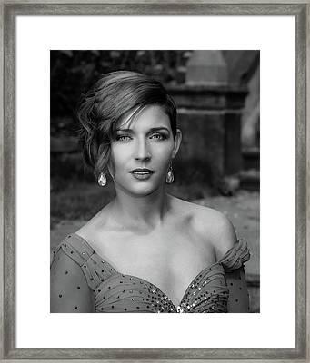Pure Class Framed Print