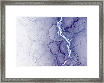 Pure Energy Framed Print