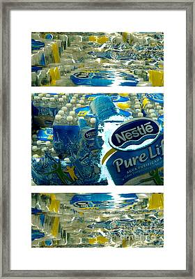 Pure Life Framed Print by Ze DaLuz