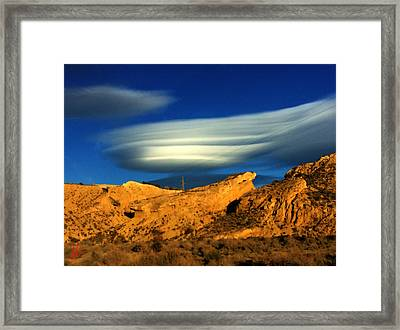 Pure Nature Spain  Framed Print