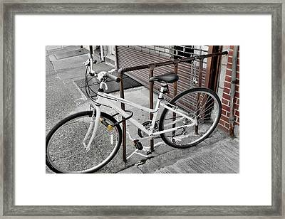 Pure Ride Framed Print by JAMART Photography