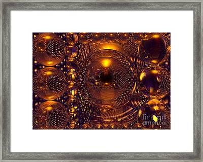 Pure Framed Print by Robert Orinski