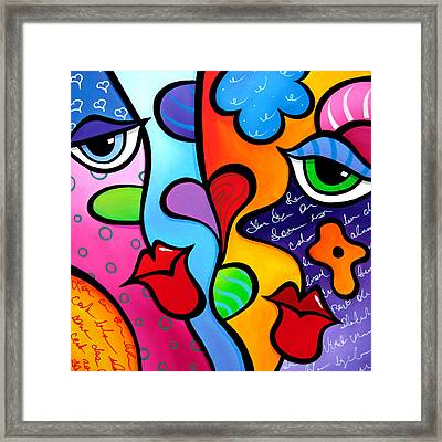 Pure Framed Print by Tom Fedro - Fidostudio