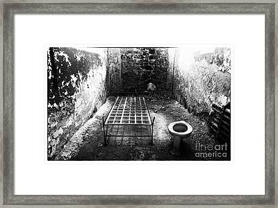 Purgatory Framed Print by John Rizzuto