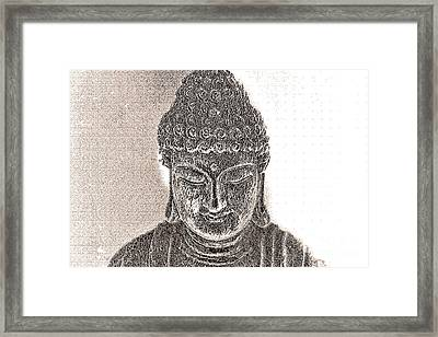 Purification Framed Print by Keri West