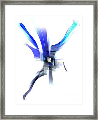 Purity 2 Framed Print by Thibault Toussaint