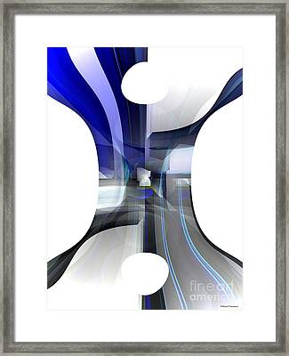 Purity Framed Print by Thibault Toussaint