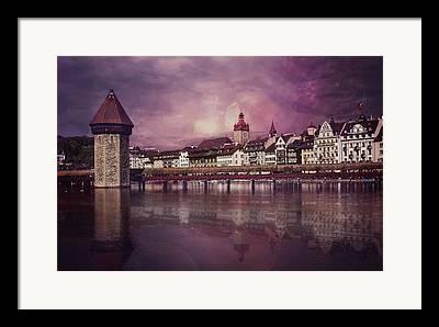 Luzern Framed Prints