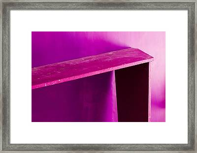 Framed Print featuring the photograph Purple Passion by Prakash Ghai