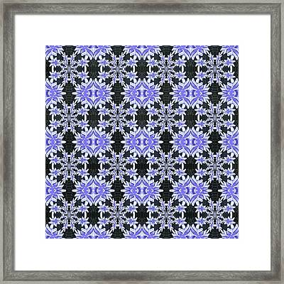 Purple Plenty Framed Print by Susan Leggett