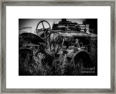 Put Out To Pasture  Framed Print by JRP Photography