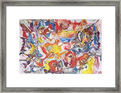 Qualia Framed Print