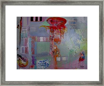 Quanta Continua Framed Print by James Gallagher