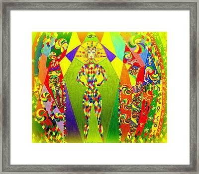 Quantum Dream Framed Print