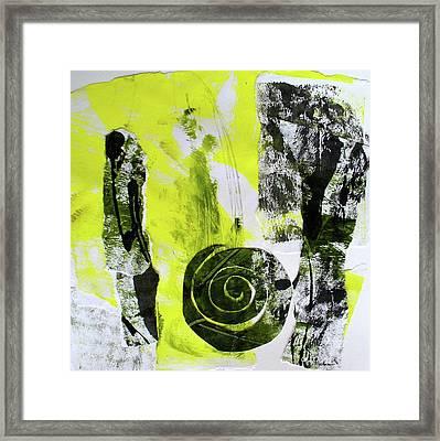 Quarto IIi Framed Print by Mary Sullivan