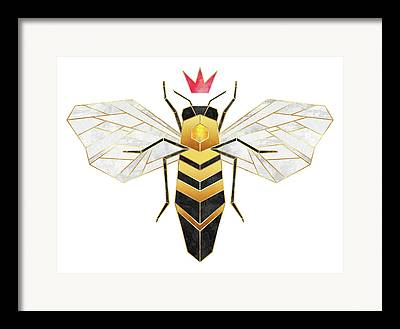 Animals And Insects Framed Prints