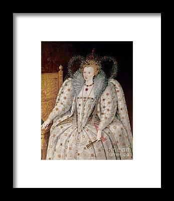 Elizabethan Framed Prints