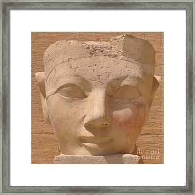 Queen Hatshepsut Framed Print