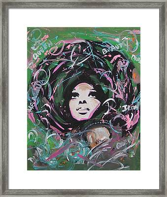 Queen Of Queens Framed Print