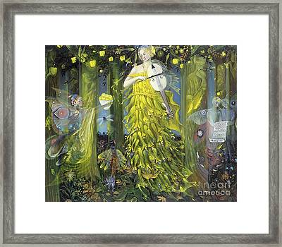 Queen Of Quinces Framed Print by Annael Anelia Pavlova