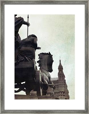 Queen Of The British Iceni Framed Print by JAMART Photography