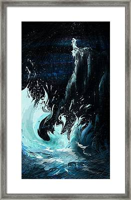 Queen Of The Seas Framed Print