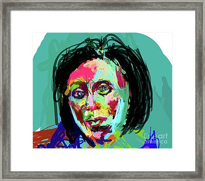 Quick Attitude Study Framed Print by James Thomas
