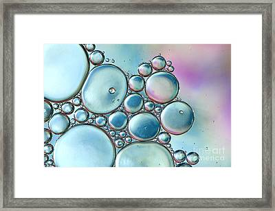 Quicksilver Framed Print