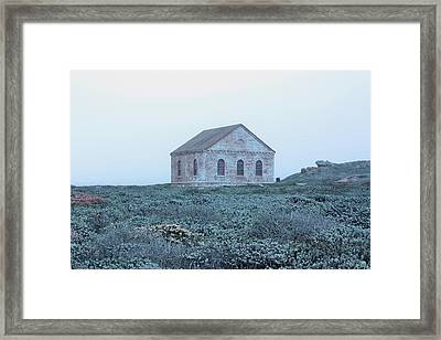 Quiescent Framed Print by Marcia Breznay