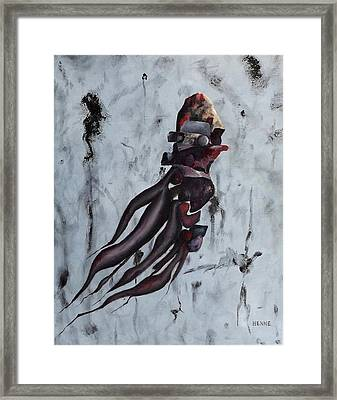 Quiet Desperation Framed Print