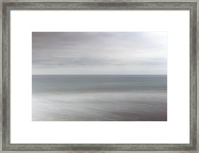 Quiet Dynamism Framed Print