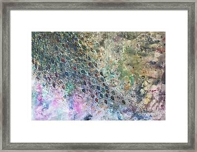 Quiet Love Framed Print by Heather McKenzie