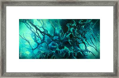 'quiet' Framed Print by Michael Lang