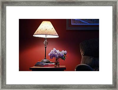 Quiet Moment Framed Print