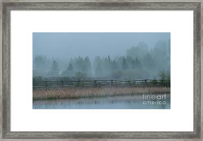 Quiet Moments Framed Print