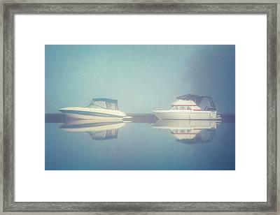 Framed Print featuring the photograph Quiet Morning by Ari Salmela