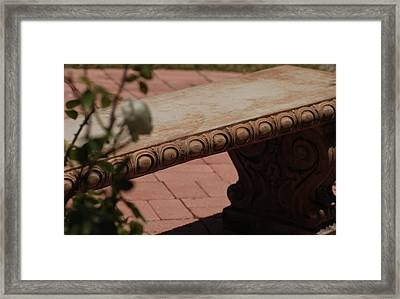 Quiet Place Framed Print by Jean Booth