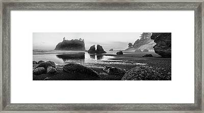 Quiet, Still And Calm Framed Print