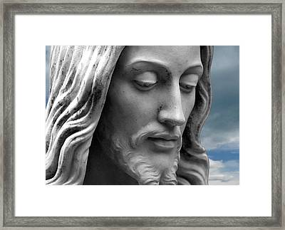 Quiet Time Framed Print by Munir Alawi