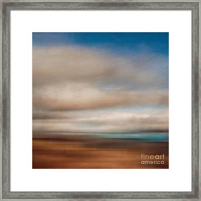 Quietude Framed Print by Priska Wettstein