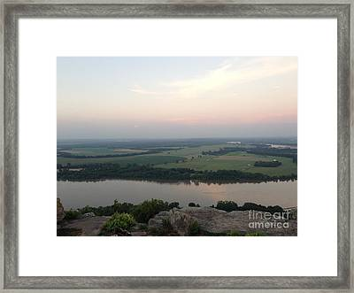 Quilted Dreams Framed Print