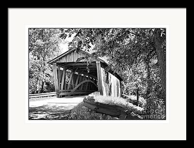 Redbridge Framed Prints
