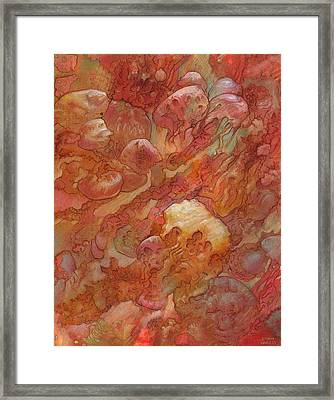 Quintigulated  Framed Print by Ethan Harris