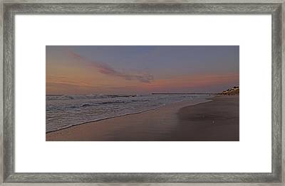 Quit Your Day Job Just For You Framed Print by Betsy Knapp