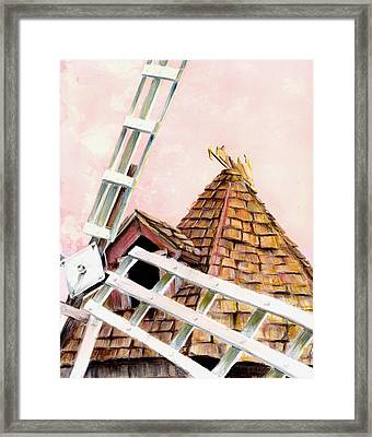 Quixote's Adversary Framed Print by Thomas Hamm