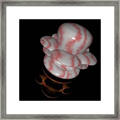 R 016 A Framed Print by Rolf Bertram