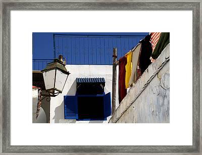 Rabat Morocco Framed Print by Peter Verdnik