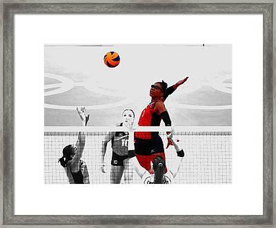 Rachael Adams Framed Print